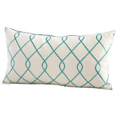 Chain Link Boudoir/Breakfast Pillow