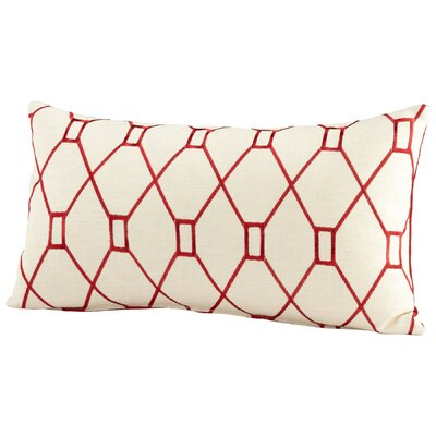 Obstruction Boudoir/Breakfast Pillow