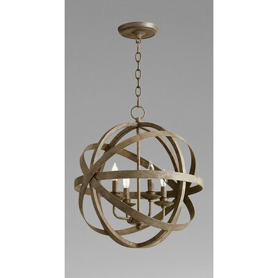 Gladwin 4-Light Globe Pendant
