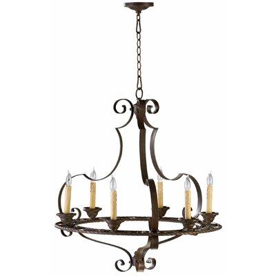 Kensington 6-Light Candle-Style Chandelier