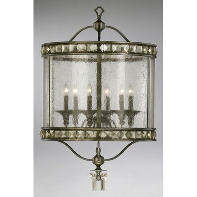 Buckingham 6-Light Drum Chandelier
