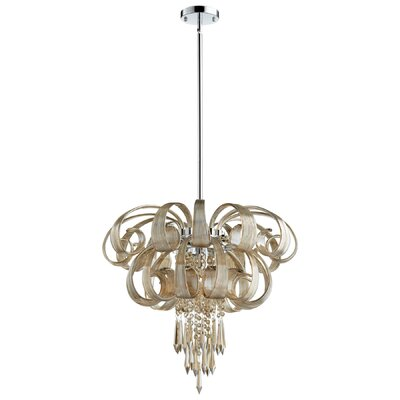 Cindy Lou Who 9-Light Crystal Chandelier