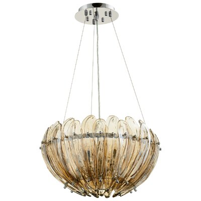 Aerie 5-Light Bowl Pendant