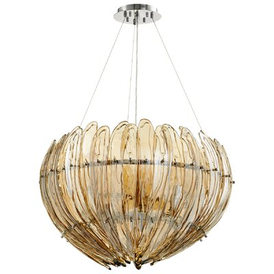 Aerie 9-Light Inverted Pendant