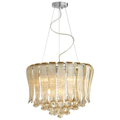 Olivia 7-Light Crystal Chandelier