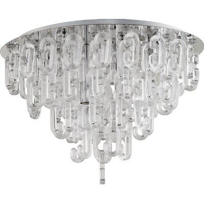 Centaurus 4-Light Flush Mount