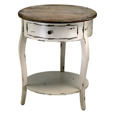 Abelard End Table with Storage