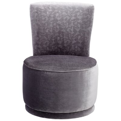 Apostrophe Side Chair Color: Gray
