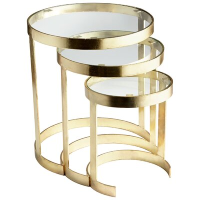 Terzina 3 Piece Nesting Tables