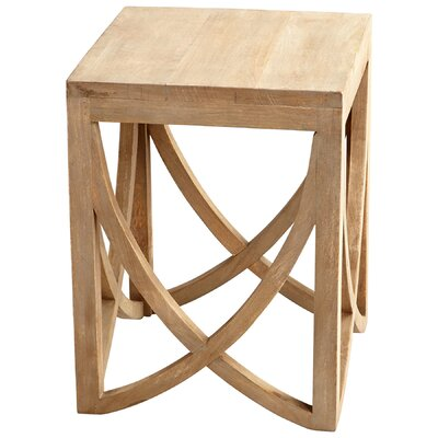 Lancet Arch End Table