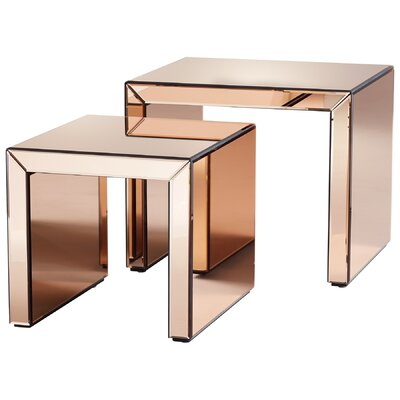 Abigail 2 Piece Nesting Tables