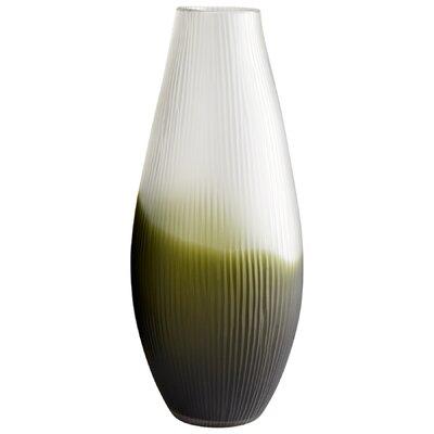 "Benito Vase Size: 17.75"" H x 7.5"" W x 7.5"" D 7838"