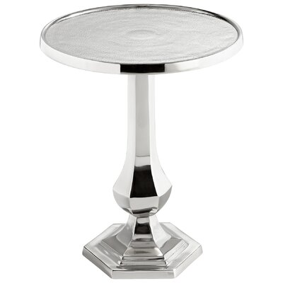 Old Sport Tray Table Color: Nickel