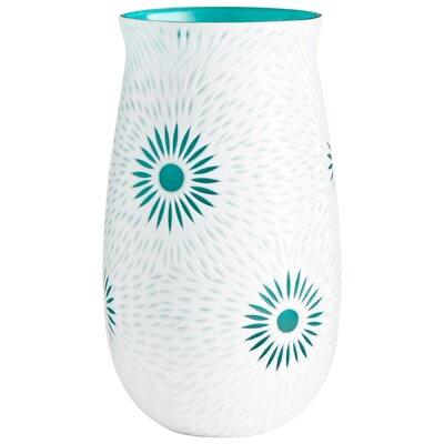 "Cameo Vase Size: 13.5"" H x 7.5"" W x 7.5"" D 7840"