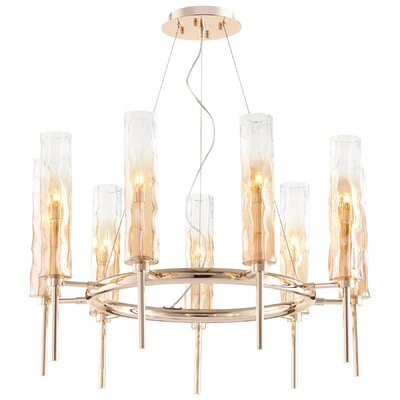 Balanchine 9-Light Candle-Style Chandelier