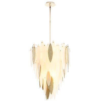 Vega 10-Light Foyer Pendant