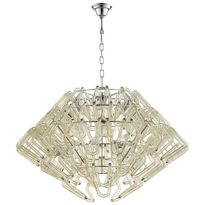 Roswell 6-Light Shaded Chandelier