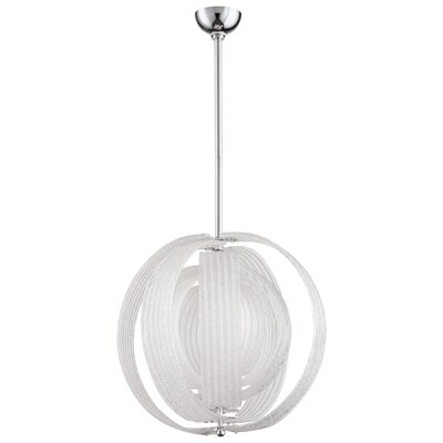 3-Light Globe Pendant