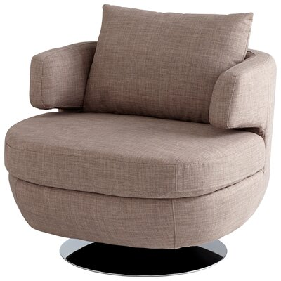 Suitor Swivel Barrel Chair