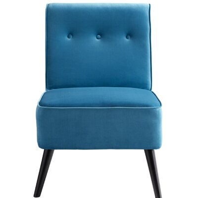 Cerulean Seas Side Chair