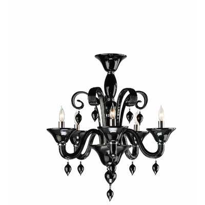 Treviso 5-Light Candle-Style Chandelier