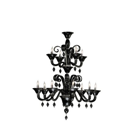 Treviso 12-Light Candle-Style Chandelier