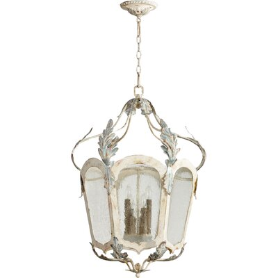 Chantal 6-Light Foyer Pendant