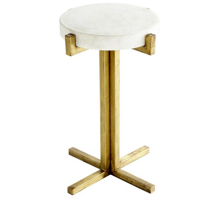 Discus End Table