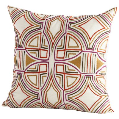 Deco Decorative Throw Pillow Size: 18 x 18