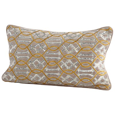 Monclova Decorative Cotton Lumbar Pillow