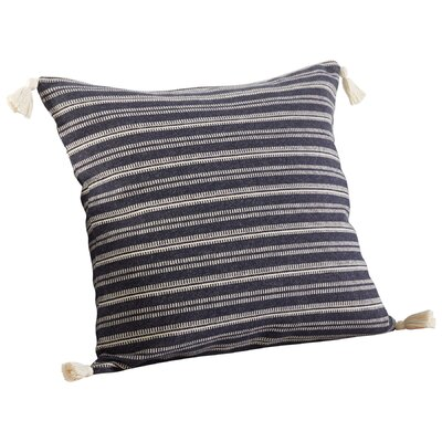 Zip It Squared Decorative Cotton Throw Pillow