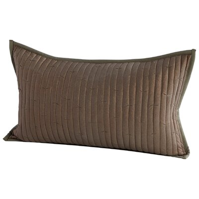 Titolo Decorative Cotton Lumbar Pillow