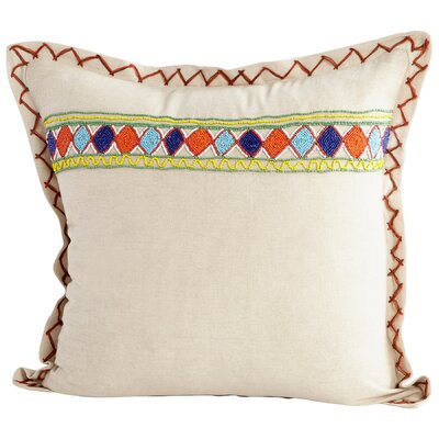 Cheyenne Decorative Cotton Throw Pillow