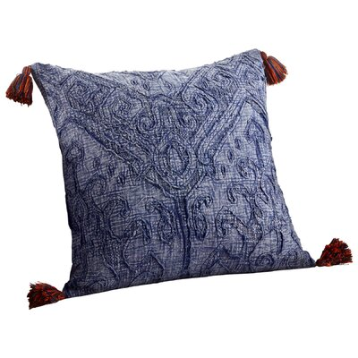 Toluca Decorative Cotton Throw Pillow