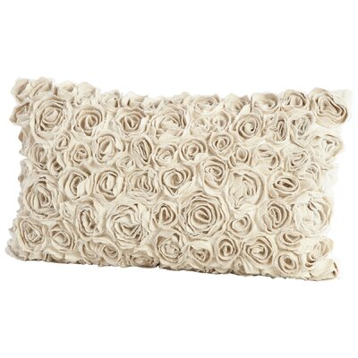 Gateau Decorative Cotton Lumbar Pillow