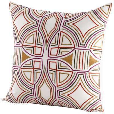 Deco Decorative Throw Pillow Size: 22 x 22