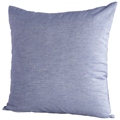 Tiago Decorative Throw Pillow Color: Blue
