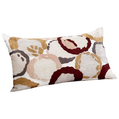Neopolitan Decorative Cotton Lumbar Pillow