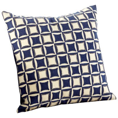 Retro Boogie Decorative Cotton Throw Pillow