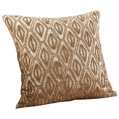 Honeycomb Decorative Cotton Throw Pillow