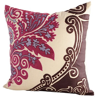 Freesia Decorative Throw Pillow