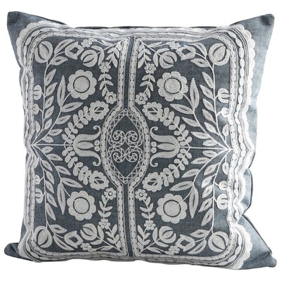 Puebla Decorative Cotton Throw Pillow