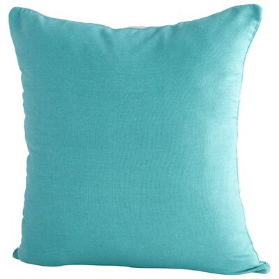 Turkish Tile Decorative Cotton Throw Pillow