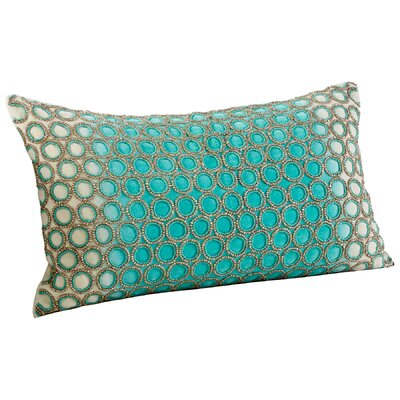 Atom Decorative Cotton Lumbar Pillow