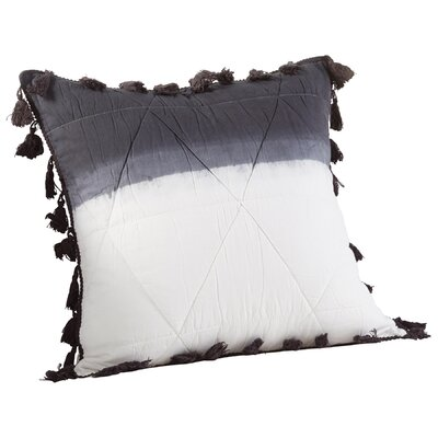 Tonnerre Decorative Cotton Throw Pillow