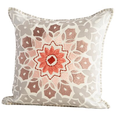 Gladious Decorative Cotton Throw Pillow