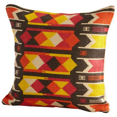 Apache Decorative Throw Pillow