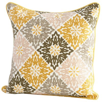 Piastrella Decorative Cotton Throw Pillow