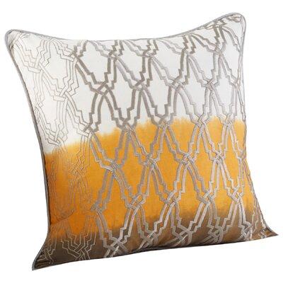Rivoli Decorative Cotton Throw Pillow
