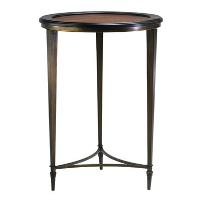 Cheap Cyan Design Paloma Side Table in Ebony and Mahogany (VYQ1748)